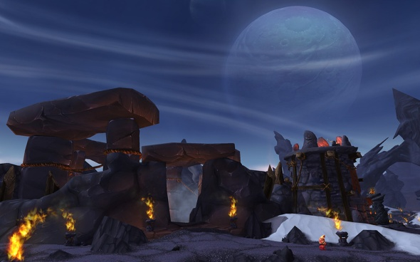 World of Warcraft Warlords of Draenor Screenshot